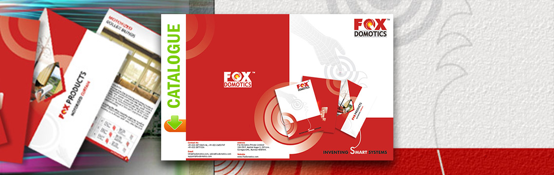 Fox Domotics Catalog